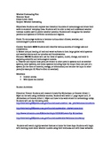 Web Quest: Weather Forecasting/ Meteorology History