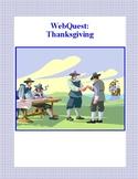 Thanksgiving-Webquest