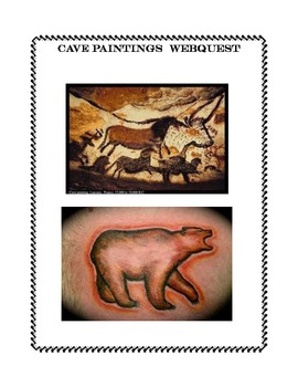 Cave Paintings-WebQuest