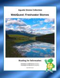 Freshwater Biomes -WebQuest
