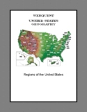 Geography of the United States - Webquest