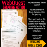 WebQuest: Graphing Motion