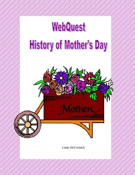 Mother's Day-Webquest
