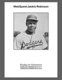 Jackie Robinson Grades 4-8-WebQuest