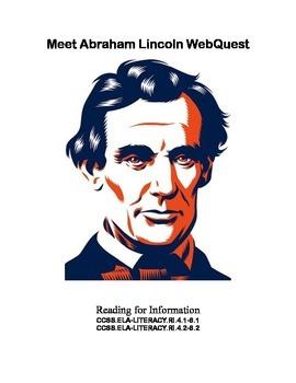 Abraham Lincoln-WebQuest