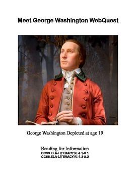 George Washington- WebQuest