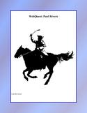 The Ride of Paul Revere -Webquest