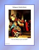 Patrick Henry-Webquest