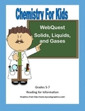 WebQuest -Solids, Liquids, and Gases