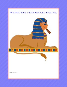 WebQuest: The Great Sphinx of Ancient Egypt
