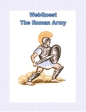 The Roman Army-Ancient Rome-Webquest