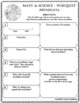 ARYABHATA Math Science WebQuest Research Project Biography Graphic Organizer
