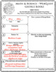 GEORGE BOOLE Math Science WebQuest Research Project Biography Graphic Organizer
