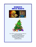WebQuests Winter Holidays-A Collection of Internet Hunts f