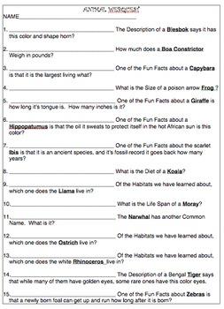 WebQuests for 4th Grade