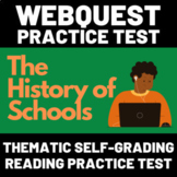 WebTest of the Week #1: The History of Schools (a new prod