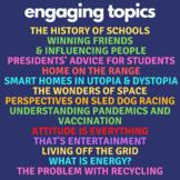 WebTests Growing Bundle: Self-Grading Thematic ELA Reading