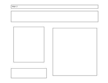 Webpage/Website Template