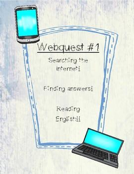Webquest #1