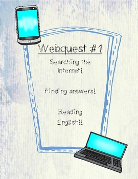 Webquest #1 - General Knowledge