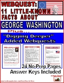 Webquest: 11 Little-Known Facts About George Washington |