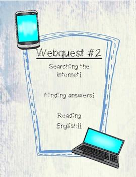 Webquest #2 - General Knowledge #2