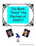 Webquest - Election of 2000