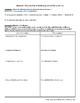 Webquest - Hamilton's Financial Plan & the Rise of Political Parties