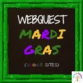 Mardi Gras - WEBQUEST