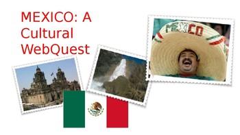 Webquest Mexico