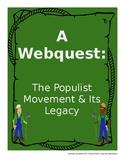 Webquest - Populism