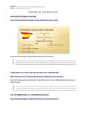 Webquest: Spanish vs. US Education
