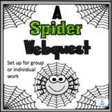 Webquest - Spider Webquest - Distance Learning