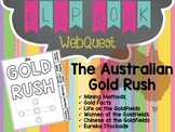 Webquest: The Australian Gold Rush