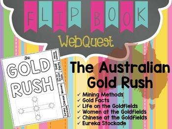 Webquest: The Australian Gold Rush