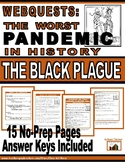 Webquest: The Black Plague--The Worst Pandemic in History