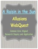 Webquest for Allusions in A Raisin in the Sun