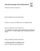 William Shakespeare-Webquest or Internet Scavenger Hunt Gr