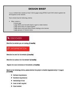 Website Assessment Task