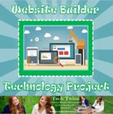 Website Builder- Technology Project