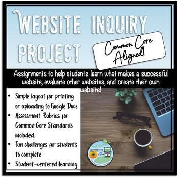 Website Inquiry Project