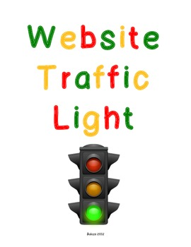 Internet Safety Traffic Light