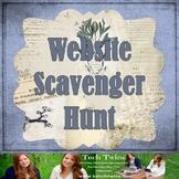 Website Scavenger Hunt