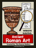 Website Sleuths: Ancient Roman Art