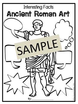 Website Sleuths: Ancient Roman Art