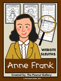 Website Sleuths: Anne Frank