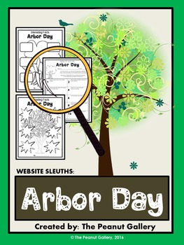Website Sleuths: Arbor Day