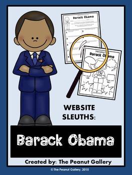Website Sleuths: Barack Obama