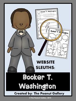 Website Sleuths: Booker T. Washington