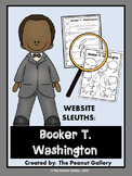 Website Sleuths: Booker T. Washington